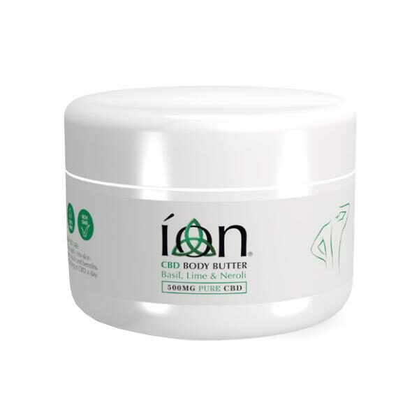 ION CBD Body Butter