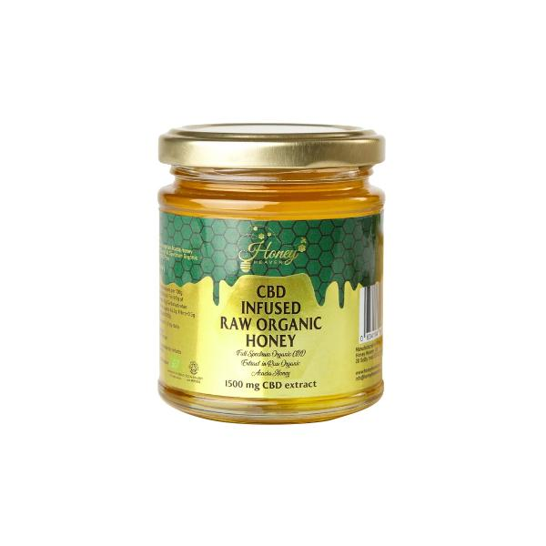 CBD Honey by Honey Heaven 1500mg Full Spectrum