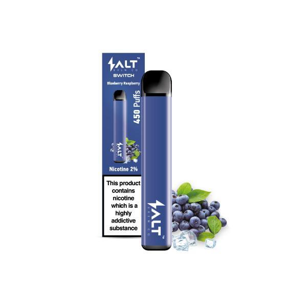 Buy Disposable Vape Pod 20mg SALT Switch