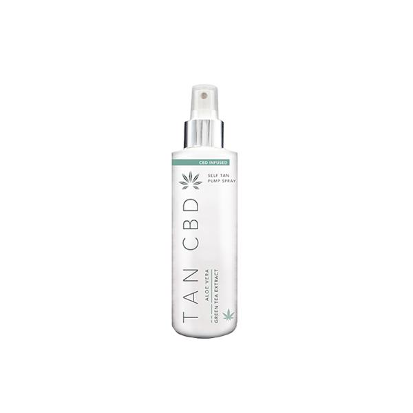 Tan CBD 30mg Self Tan Pump Spray 100ml