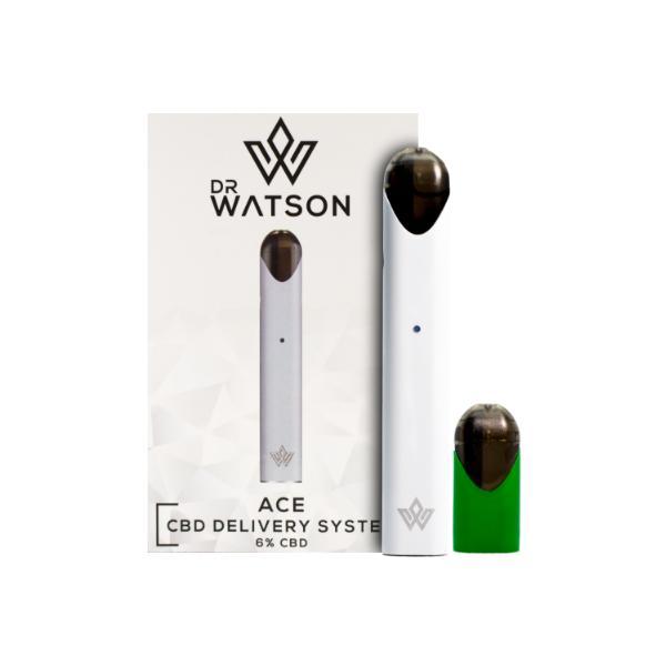 Dr Watson 120mg CBD Vape Pod System