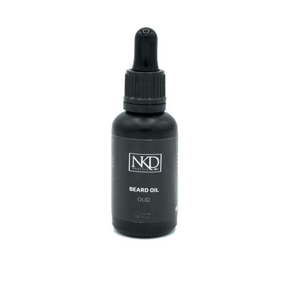 NKD 150mg CBD Infused Speciality Beard Oils 30ml