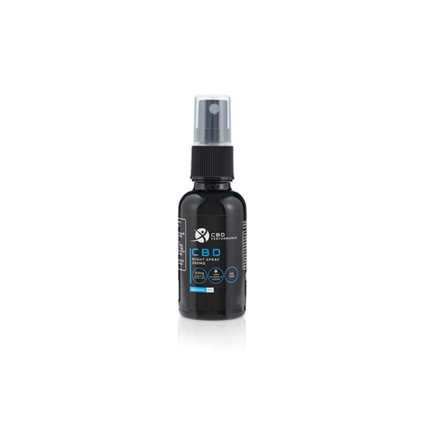 CBD Performance 500mg CBD Night Spray Oil 30ml Original