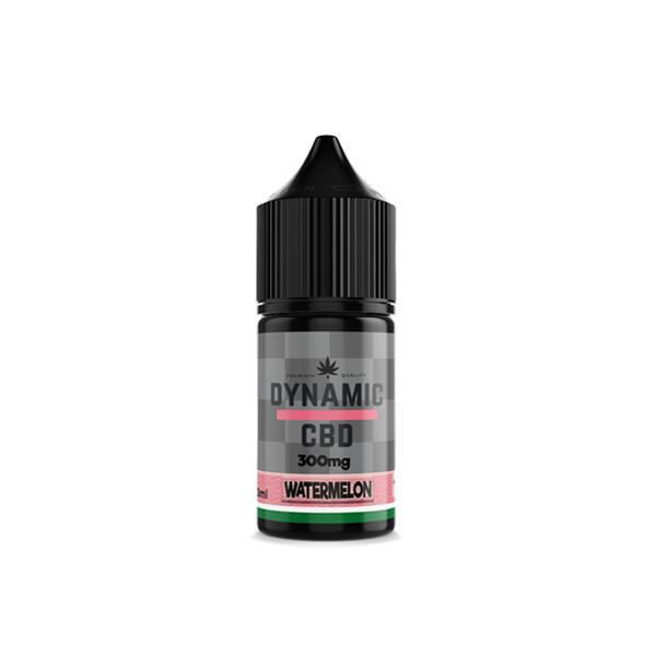 Dynamic CBD 300mg E-liquid 10ml