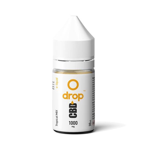 O Drop CBD 1500mg Tropical Mix