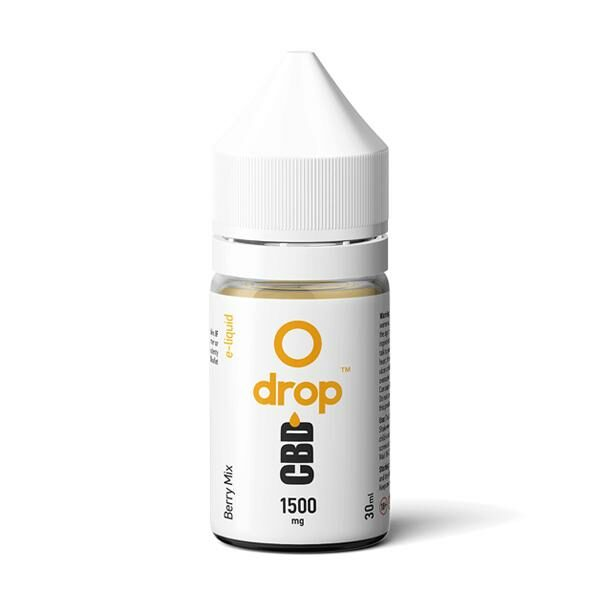 O Drop CBD 1500mg Berry Mix