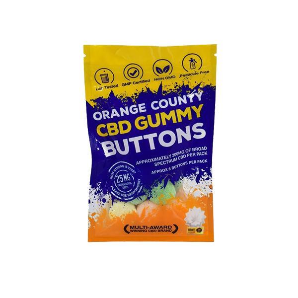 OrangeCountyCBDmgGummyButtons GrabBag