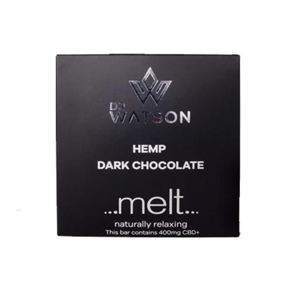 Dr Watson Melt 400mg CBD Dark Chocolate