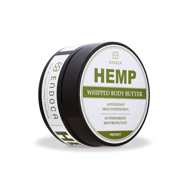 Endoca 1500mg CBD Hemp Whipped Body Butter – 100ml