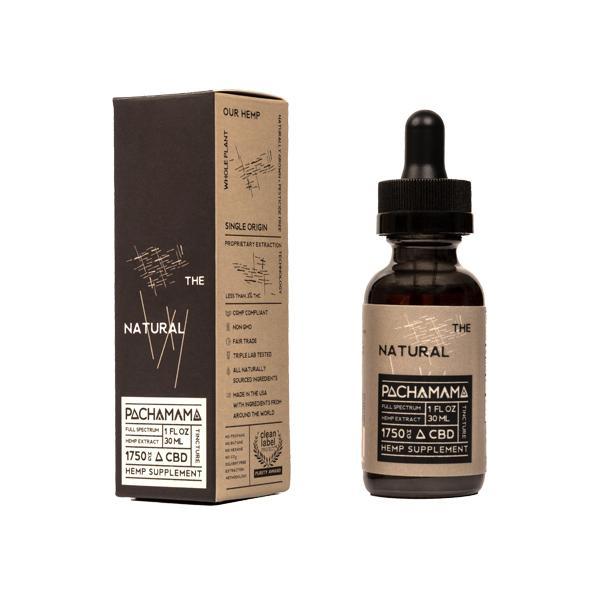 Pachamama 1750mg CBD Tincture Oil 30ml