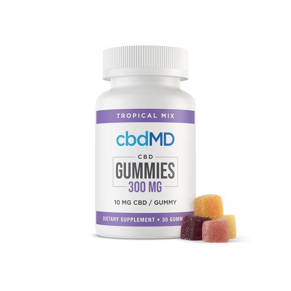 cbdMD 300mg CBD Gummies - 30 pack