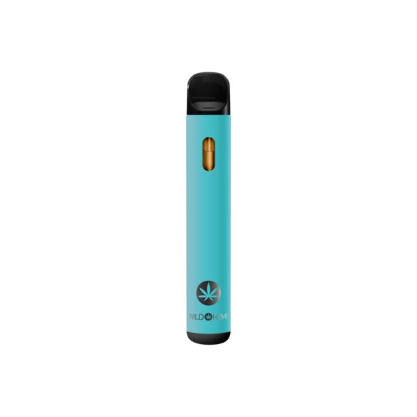 1CBD 500mg CBD Wild Hemp Luna Disposable Vape Pens