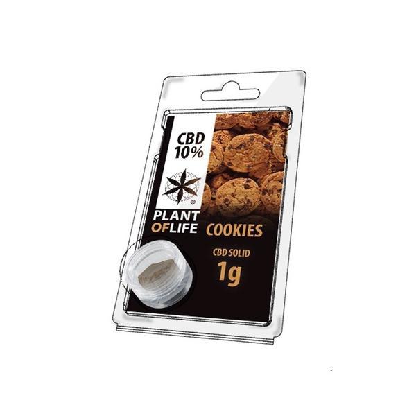 CBD Hash 1g Cookies 10% Plant Of Life