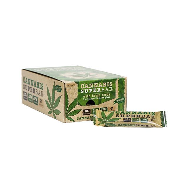 Euphoria Cannabis Protein Super Bar