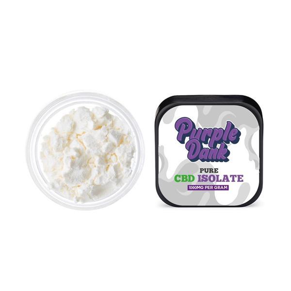 Purple Dank 1000mg Pure CBD Isolate