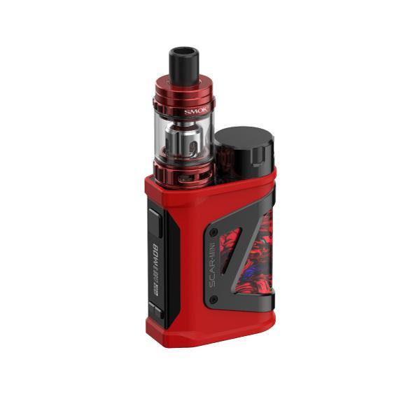 Smok Scar Mini Mod kit Fluid Red