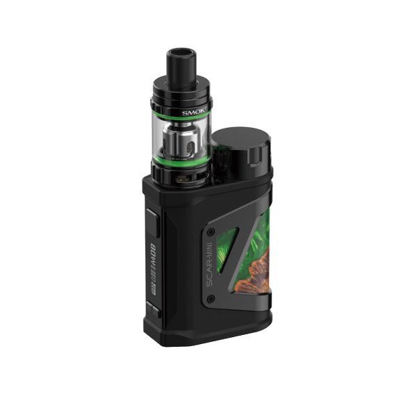 Smok Scar Mini Mod kit Green Stabilizing Wood