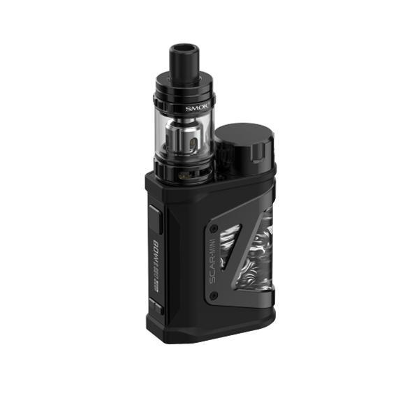 Smok Scar Mini Mod kit Fluid Black White