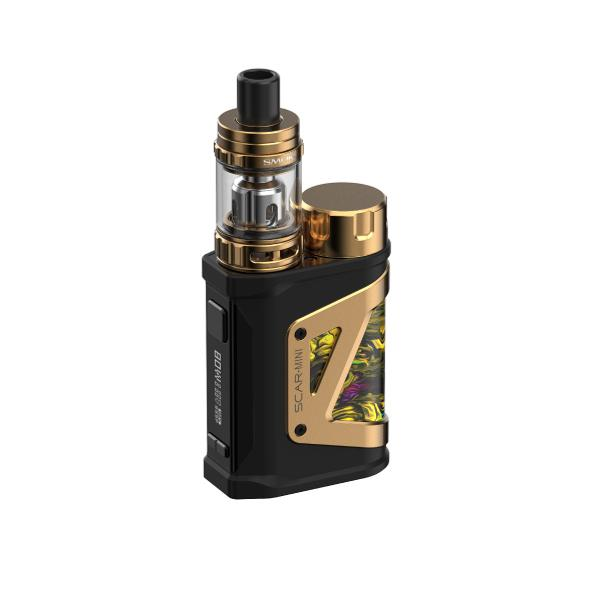 Smok Scar Mini Mod kit Fluid Gold