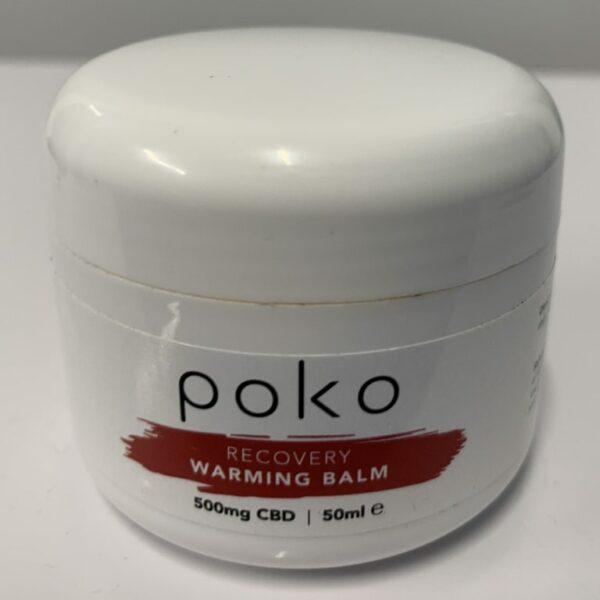 Poko Recovery Warming Balm