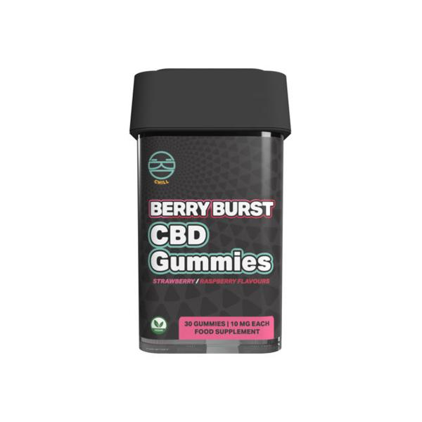Berry Burst CBD Gummies