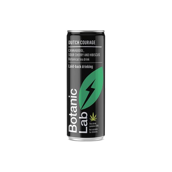 Botanic Lab Cannabidol Energy Drink