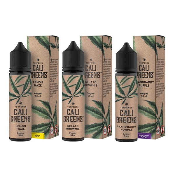 Cali Greens  Terpens E-liquid