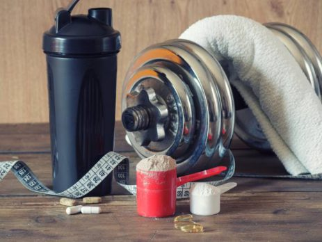 CBD PROTEIN SHAKES FOR GYM