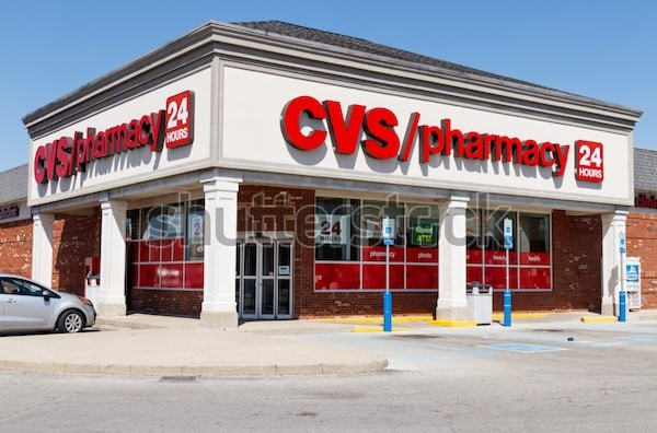 CVS Stores Defying DEA & Selling CBD Products In 8 States