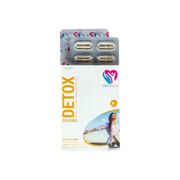 Detox CBD Pills