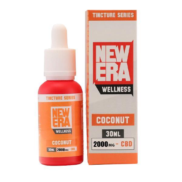 NewEraWellness Coconut
