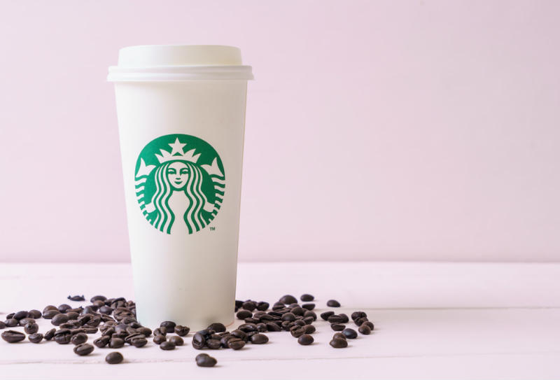 Starbucks CBD Infused Drinks