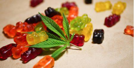 The UK's Most Popular CBD Gummies